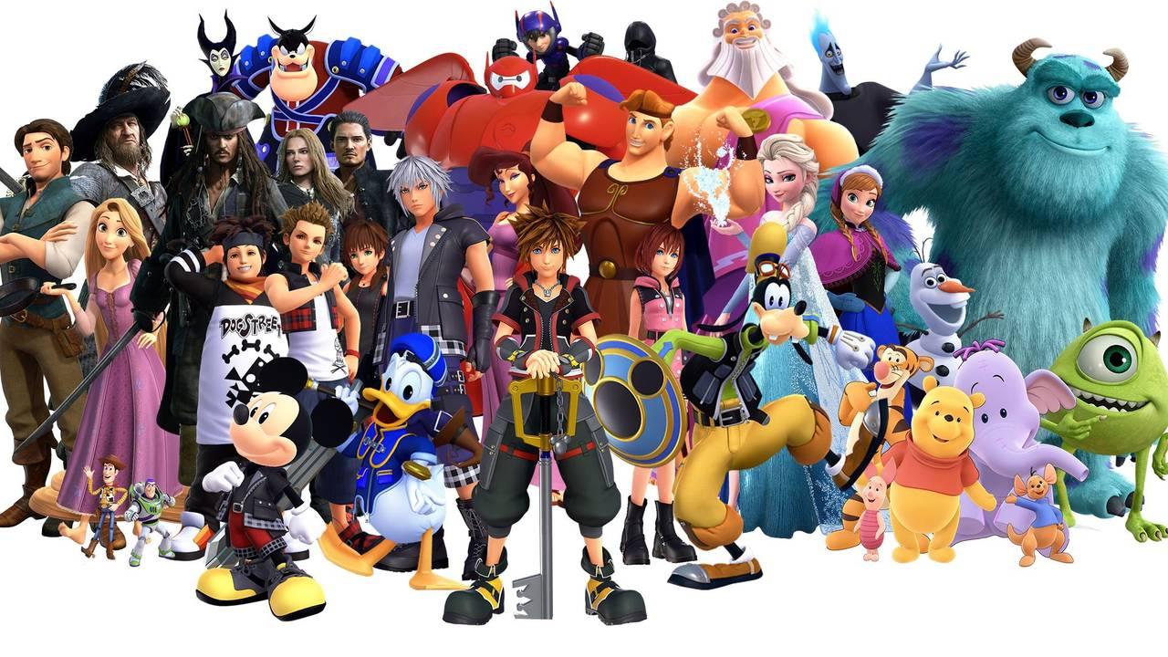 Kingdom Hearts 3 Arendelle